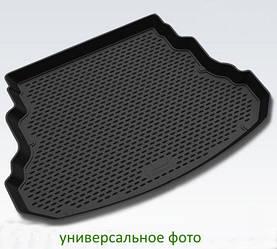 Коврик в багажник для Opel Zafira B 2005-> мв. (полиуретан)  NLC.37.09.B14