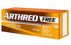 Для суставов и связок ActivLab Arthreo Free 60caps.