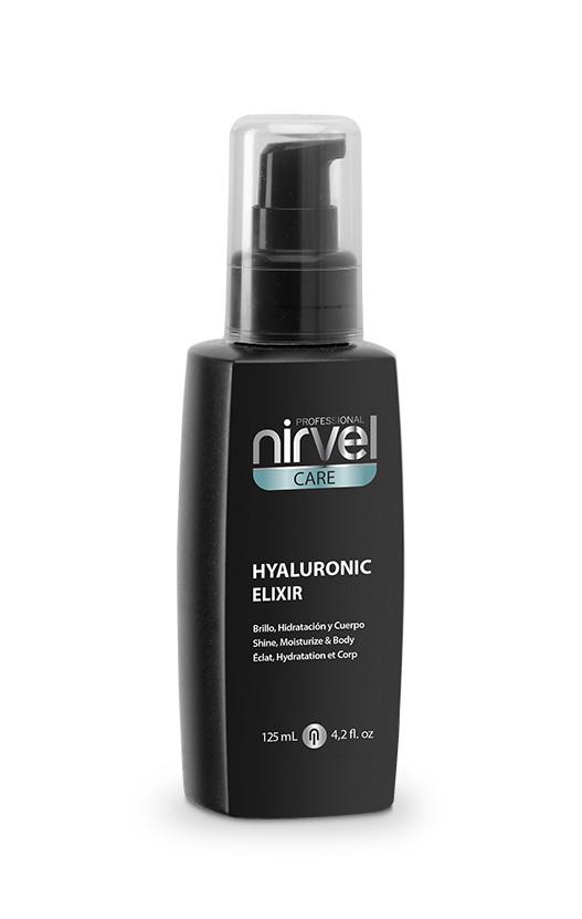 Эликсир с гиалуроновой кислотой Nirvel Hyaluronic elixir, 125мл