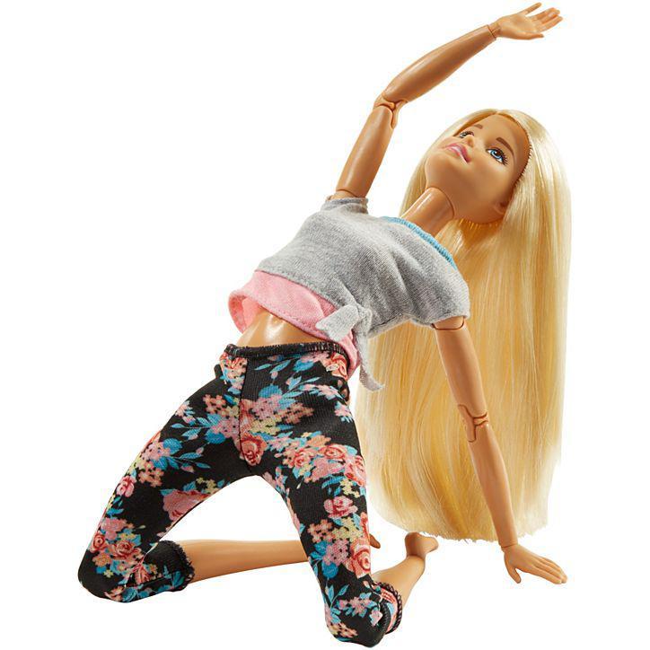 Кукла Барби Подвижная артикуляция 22 точки  / Barbie Made to Move