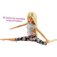 Кукла Барби Подвижная артикуляция 22 точки  / Barbie Made to Move, фото 4