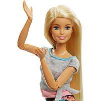 Кукла Барби Подвижная артикуляция 22 точки  / Barbie Made to Move, фото 5