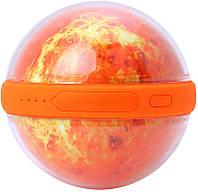Портативная батарея Rock Space Orb Power Bank 10000 mAh Sun, фото 1