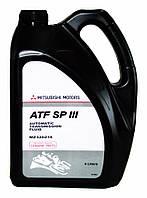 Трансмиссионное масло АКПП Mitsubishi ATF SP-III (4 л.)