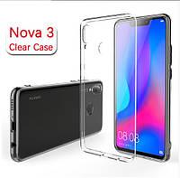 Ультратонкий чехол для Huawei Nova 3
