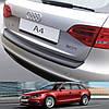Audi A4 Avant 2008-2012 пластиковая накладка заднего бампера