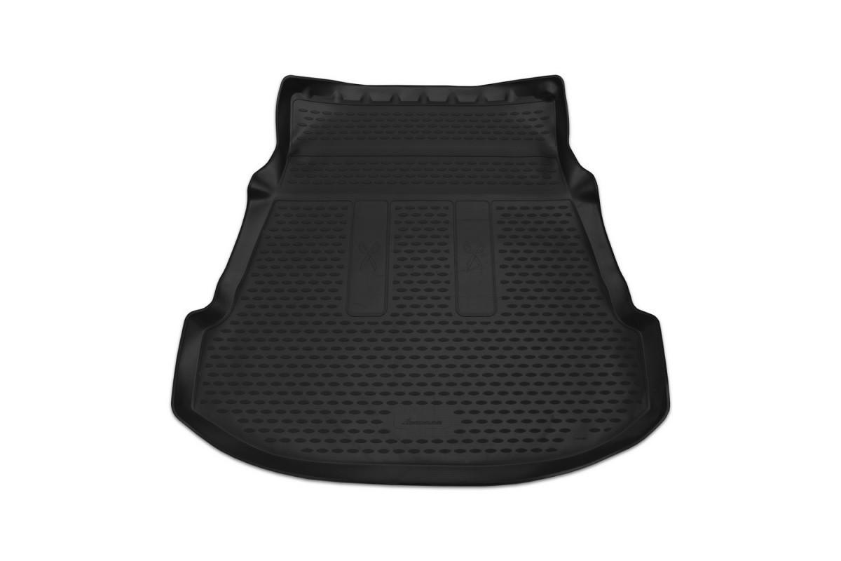 Коврик в багажник для Toyota Fortuner 2012-> внед. 1 шт. (полиуретан)  NLC.48.56.B13