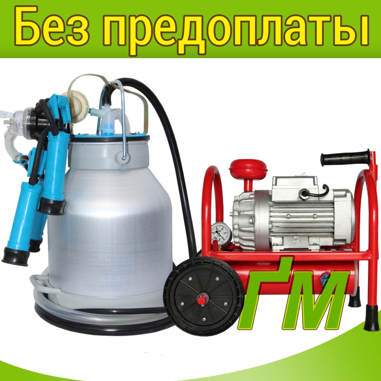 Доильный аппарат Буренка-1 Стандарт 3000