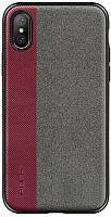 Чехол-накладка Rock TPU+PU Origin Pro Series Case Apple iPhone X Red