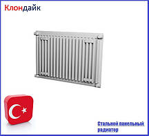 Sanica стальной панельный радиатор тип 11 300х700