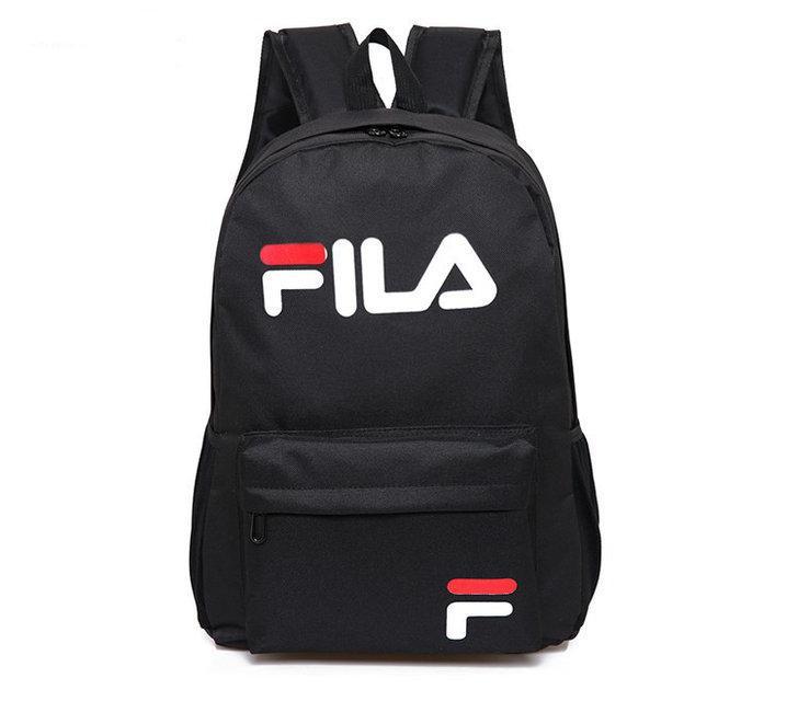 ade6b234a2f6 Спортивный рюкзак FILA, черный (Реплика) - Интернет-магазин