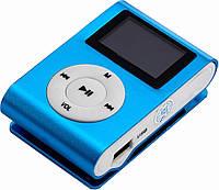 Плеер mp3 TOTO TPS-02 With display&Earphone Mp3 Blue, фото 1