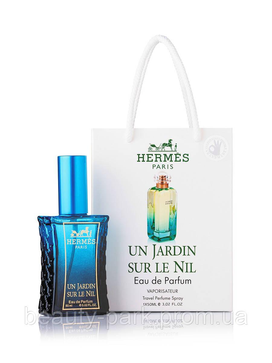 женская парфюмированная вода Hermes Un Jardin Sur Le Nil Travel