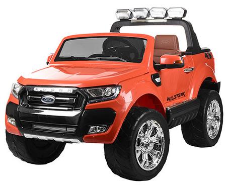 Детский электромобиль Bambi Ford Ranger 4Х4 Orange (M 3573 EBLR), фото 2