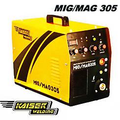Сварочный инверторный полуавтомат «KAISER» MIG/MAG-305