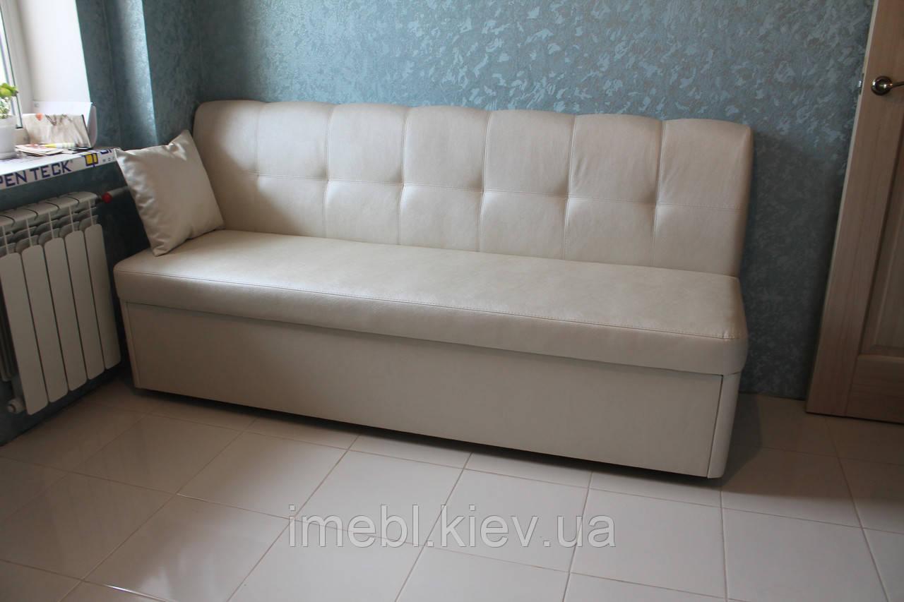 Раскладной диван в узкую кухню (Бежевый)
