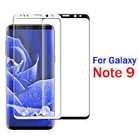 Захисне скло 3D для Samsung Galaxy Note 9, фото 1