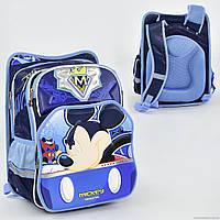 Рюкзак  Serious Mickey 4 отделения, 2 кармана, ортопедическая спинка
