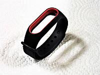 Ремешок для фитнес браслета Xiomi Band 2 черный