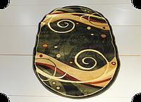 Ковер рельефный  ELEGANT 3950 GREEN