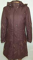 Пальто женское М226.5 (сливовый) (остались только 44 и 46р)