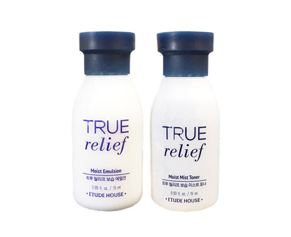 Etude House True Relief Moist Emulsion