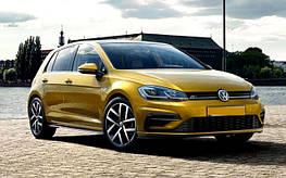 Диски и шины на Volkswagen Golf