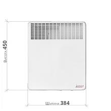 Конвектор електричний Bonjour CEG BL-Meca/M (500W)