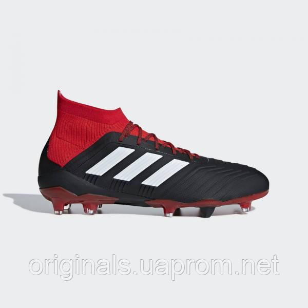 Футбольные бутсы Adidas Predator 18.1 FG DB2039 - 2018 2 - интернет-магазин  Originals 6a38e65e3e4