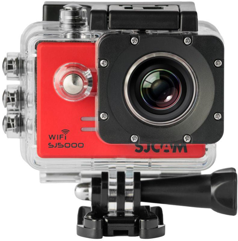 Экшн-камера SJCAM SJ5000 Wi-Fi Red