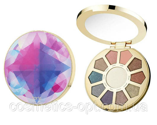 Палетка для макияжа Tarte Cosmetics Make Believe in Yourself Eye & Cheek Palette (реплика)