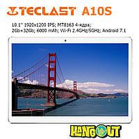 Планшет Teclast A10S Tablet PC
