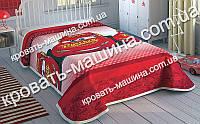 Стеганое одеяло покрывало ТАЧКИ 200х150 DISNEY, фото 1