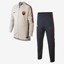 Тренировочный костюм Рома  DRY SQD TRK SUIT (Nike, оригинал)