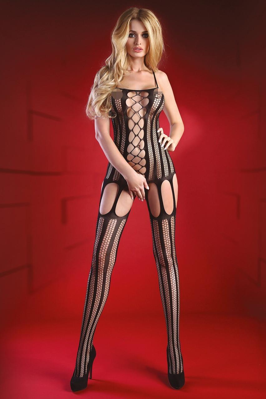 Бодикомбинезон Almas black Livia corsetti Fashion