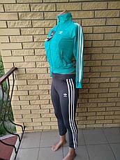Костюм спортивный женский(подростковый) реплика ADIDAS, Турция, фото 2