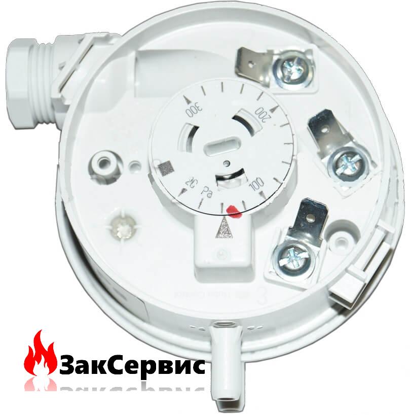 Прессостат на газовый котел Ariston CLAS - GENUS 24-35 FF          65104671-1