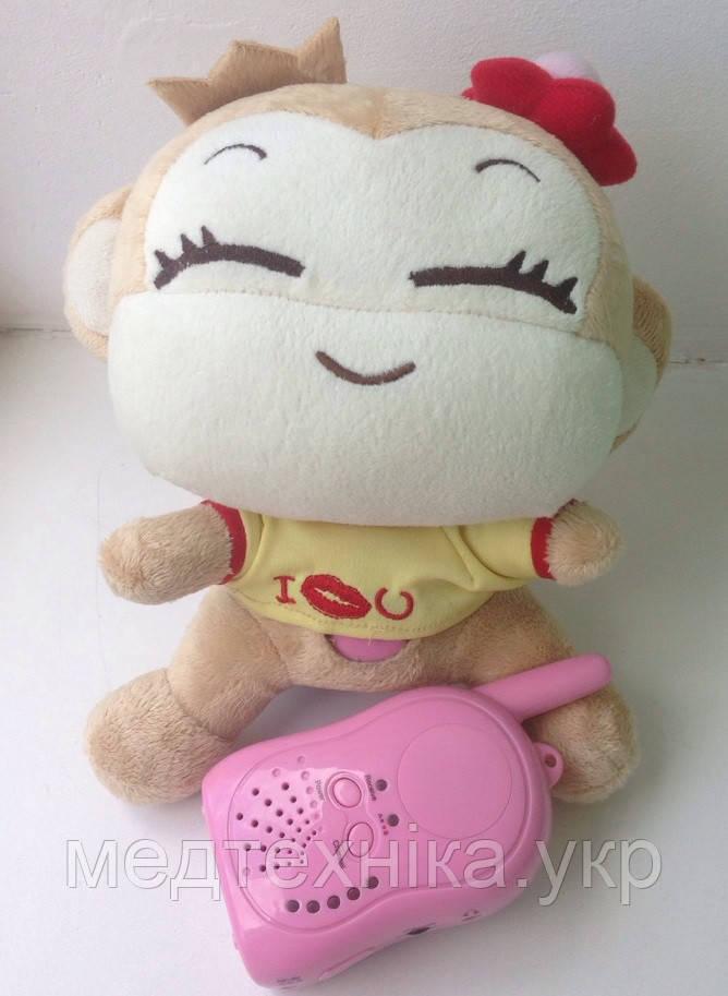 Радио-няня BM-005B мягкая игрушка обезьянка