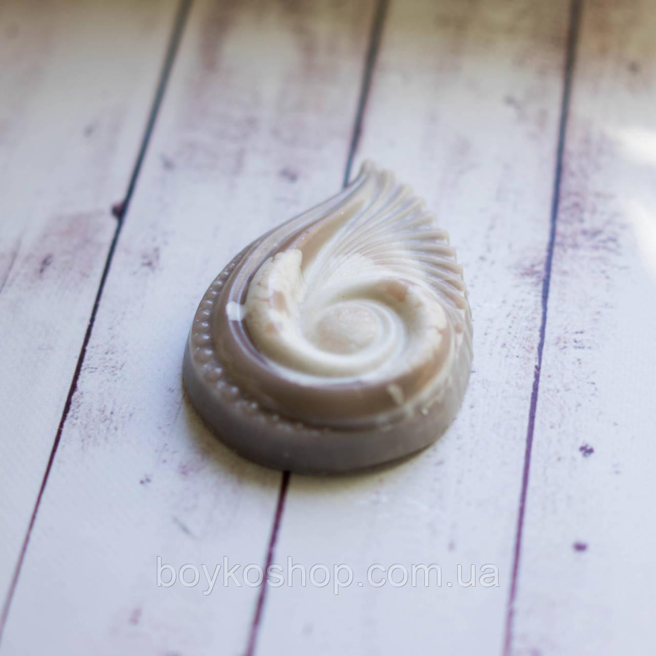 Мыло ручной работы морская ракушка