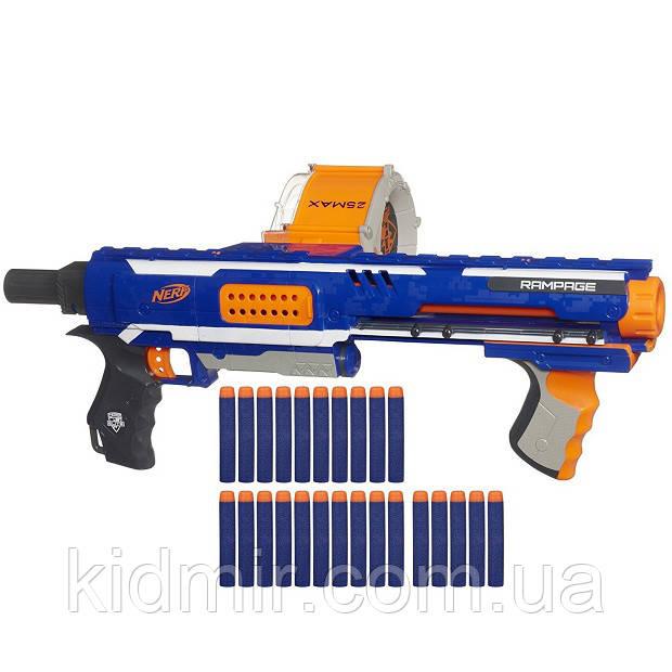 Бластер Нерф Элит Рэмпейдж Nerf N-Strike Elite Rampage Hasbro 98697
