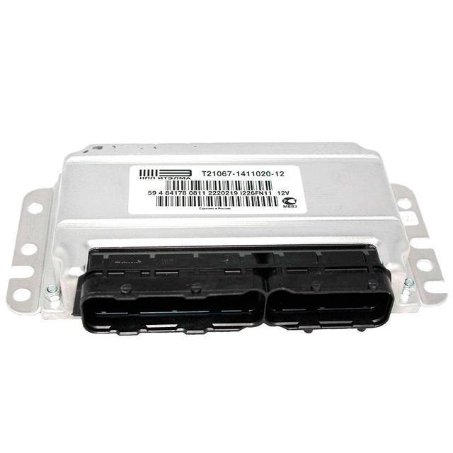 Контроллер системы управления двигателем НПО ИТЭЛМА Т21067-1411020-12