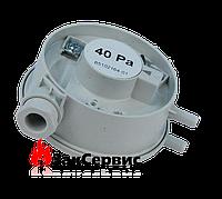 Прессостат на газовый котел Ariston 40 Pa 65102164