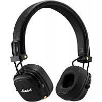 Беспроводные наушники Marshall Major III Bluetooth Black (4092186), фото 1