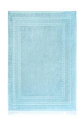 Faberlic Коврик для ног голубой арт 11494