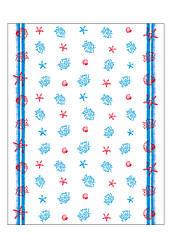 Faberlic Скатерть для пикника Дом арт 11463