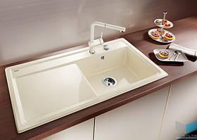 Керамічна кухонна мийка Blanco Zenar XL6S jasmin