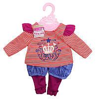 Кукольный наряд для Пупса Одежда, BLC14-08-02, 007436