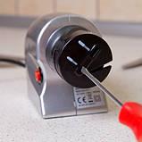 Електрична Точило для Ножів та Ножиць, фото 3