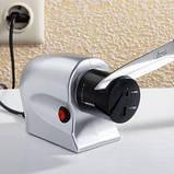Электрическая Точилка для Ножей и Ножниц, фото 6