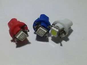 H-B8.5D, белого цвета  свечения 1pcs 5050